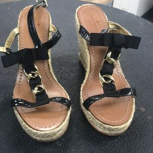 Kate Spade wedges size 7